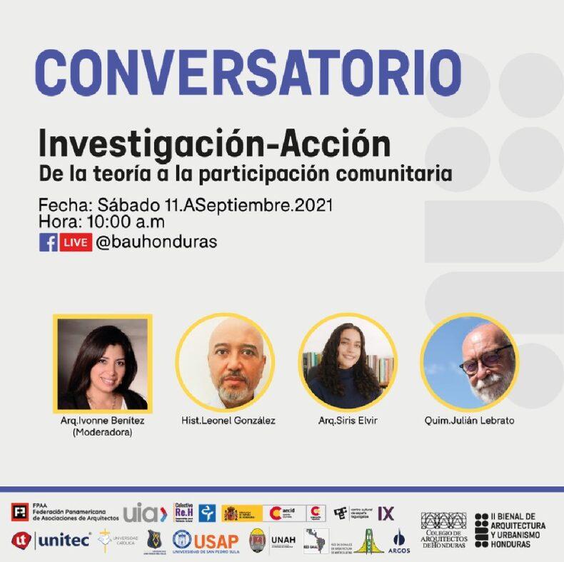Conversatorio «Investigación-acción»